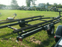 SHORELAND'R TRAILERS for BOATS, PONTOONS, PWC,  and ATVs