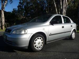 1999 Holden Astra Hatch VERY LOW!!! KILOMETERS & VERY LONG REGO Southport Gold Coast City Preview