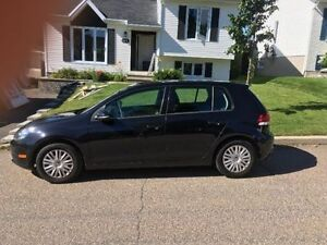 2010 Volkswagen Golf 2.5L