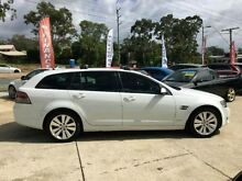 2012 Holden Commodore VE II MY12.5 Z Series Sportwagon White 6 SPEED Semi Auto Wagon Southport Gold Coast City Preview