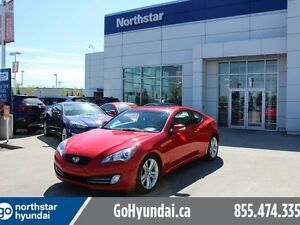 2010 Hyundai Genesis Coupe 3.8, Nav Leather, Sunroof