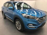 2017 Hyundai Tucson TL2 MY18 Active (FWD) Blue 6 Speed Automatic Wagon Fyshwick South Canberra Preview