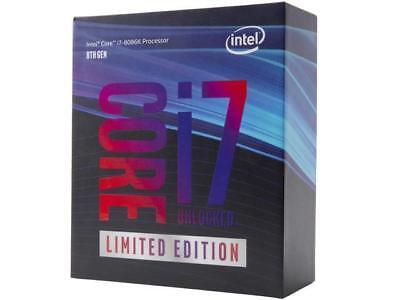 Intel Core i7-8086K Coffee Lake 6-Core 4.0 GHz (5.0 GHz Turbo) LGA 1151 (300 Ser