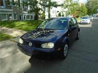 2003 VOLKSWAGEN GOLF / $2950 CARSRTOYS 514-484-8181