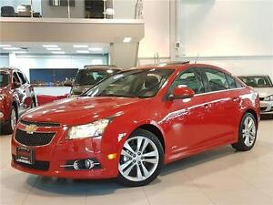 2012 Chevrolet Cruze RS-SPORT-LT TURBO-SUNROOF