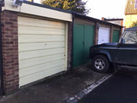 Lock Up Garage in private close, SW2/SW4 borders