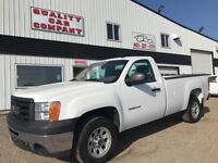 2010 GMC Sierra 1500 Low km's. Sale Price only $7950!!! Red Deer Alberta Preview