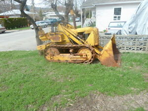 OC3 Oliver Loader/Crawler with bucket  $3400.00, Must sell