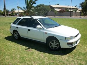 1998 Subaru Impreza RX (AWD) RX (AWD) 5 Speed Manual Hatchback Alberton Port Adelaide Area Preview