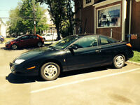 1999 Saturn S-Series SC1 Coupe (2 door)