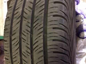 4 Continental winter tires 205/55 R16