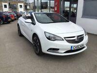 Vauxhall Cascada 2.0 CDTi [170] Elite Nav (white) 2017