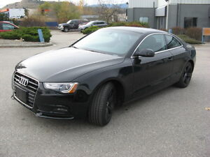 2014 Audi A5 Coupe (2 door)