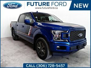 2018 Ford F-150 Lariat | POWER RUNNING BOARDS | SPECIAL EDITION