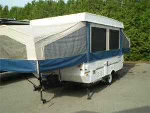 Used 2009 Forest River Flagstaff 228 Tent Trailer