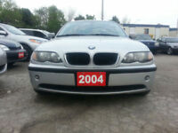 2004 BMW 3-Series 320i Sedan Accident Free,6Months  waranty Mississauga / Peel Region Toronto (GTA) Preview