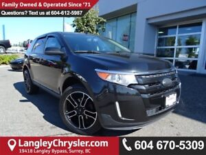2013 Ford Edge SEL *LOCALLY OWNED*DEALER INSPECTED*