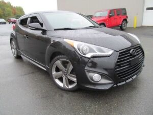 2014 Hyundai Veloster Turbo - Leather / Sunroof