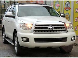 2011 Toyota Sequoia Platinum/7PASS/NAVIGATION/DVD/BACKUP CAMERA