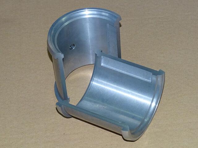 Pleuellager Lanz Bulldog D9506 D1506 und Ursus C45 Pampa Glühkopf Kurbelwelle Foto 1