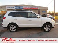 2012 Hyundai Santa Fe SE, Leather, Sunroof, All Wheel Drive