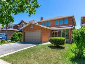 4 + 2 Bed Detached Home in Brampton