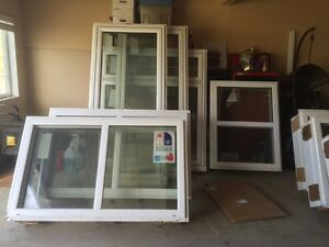 New Windows - Casement, Sliders and Fixed pane-Various sizes