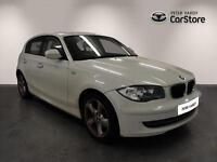 2011 BMW 1 SERIES HATCHBACK