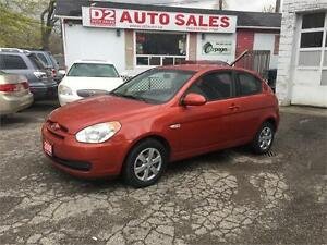 2008 Hyundai Accent GAS Saver/Clean Carproof/Certified