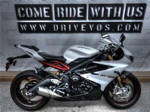 2014 Triumph Daytona 675R - V1584NP -**No Payments For 1 Year