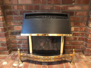 Valor Homeflame Gas Fireplace