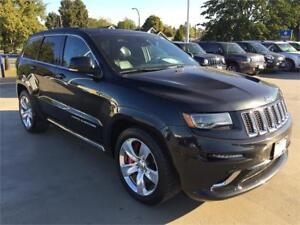 2014 Jeep Grand Cherokee SRT8 (Black on Black) HEMI