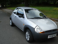 Ford KA Studio 1.3 58 Plate VERY LOW MILAGE