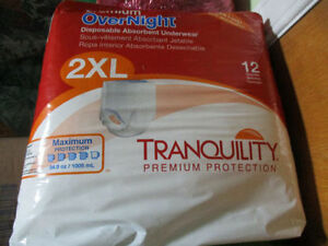 TRANQUILITY PREMIUM PROTECTION