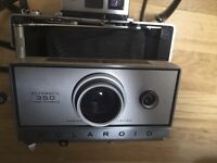 Polaroid automatic 350 land camera