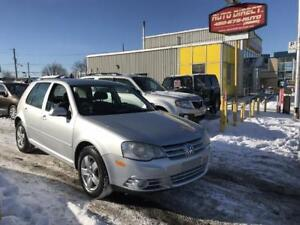 2010 VOLKSWAGEN GOLF CITY, AIR, GR.ELECT $3995