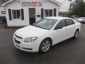 2012 Chevrolet Malibu LS New MVI