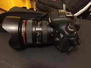 Canon 7D Mark ii with 24-105 Lens (new)