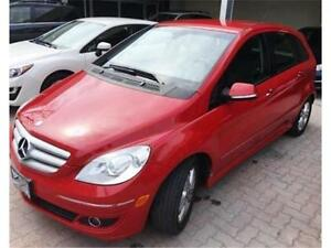 2007 MERCEDES BENZ B200 Turbo*NO ACCIDENTS**LEATHER LOADED!