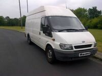 TRANSPORT SERVICE, REMOVALS, DELIVERY