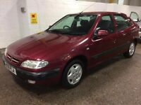 CITROEN XSARA 1.6 EXCLUSIVE AUTOMATIC PETROL 5 DOOR HATCHBACK NON RUNNER NO CORSA ASTRA FOCUS FIESTA