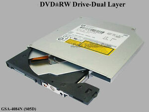 HP IDE CD DVD+/ -RW 8X OPTICAL DRIVE