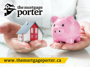 Use a Mortgage Broker Not a Bank - Low % Rates, No Cost to You!