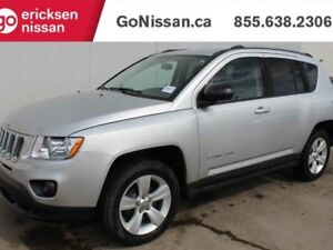 2011 Jeep Compass NORTH EDITION: 4X4, AIR, CRUISE AUTO!