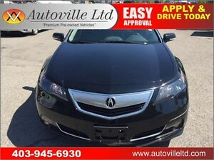2014 Acura TL A-Spec LEATHER INTERIOR SUNROOF