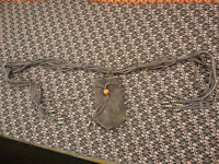 Belt and Pouch