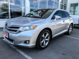 2013 Toyota Venza LEATHER+PANORAMIC SUNROOF!