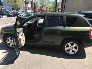 jeep COMPASS 2008, 4 CYLINDRES, TRES PROPRE 139000KM  2999$