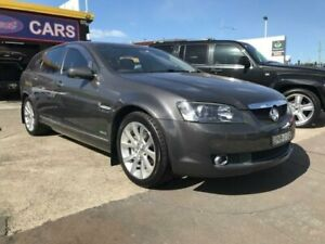 2010 Holden Calais VE II V Grey 6 Speed Automatic Sportswagon Cardiff Lake Macquarie Area Preview