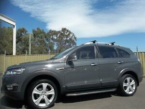 2011 Holden Captiva CG MY10 LX (4x4) Grey 5 Speed Automatic Wagon Lalor Park Blacktown Area Preview